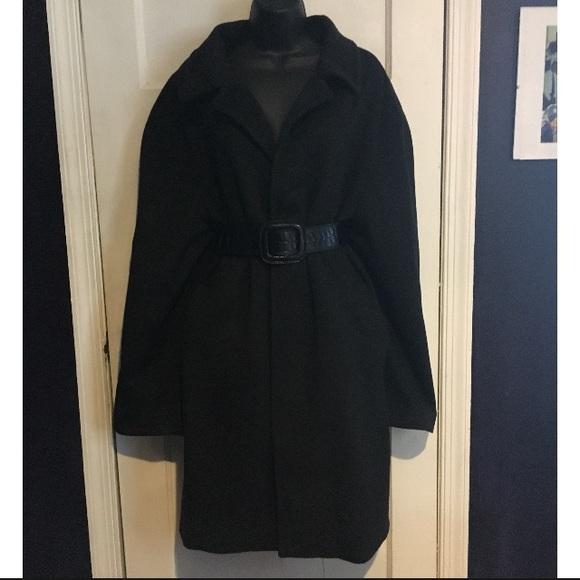 Riccardo Fazzi Jackets & Blazers - Riccardo Fazzi Cashmere Blend Coat